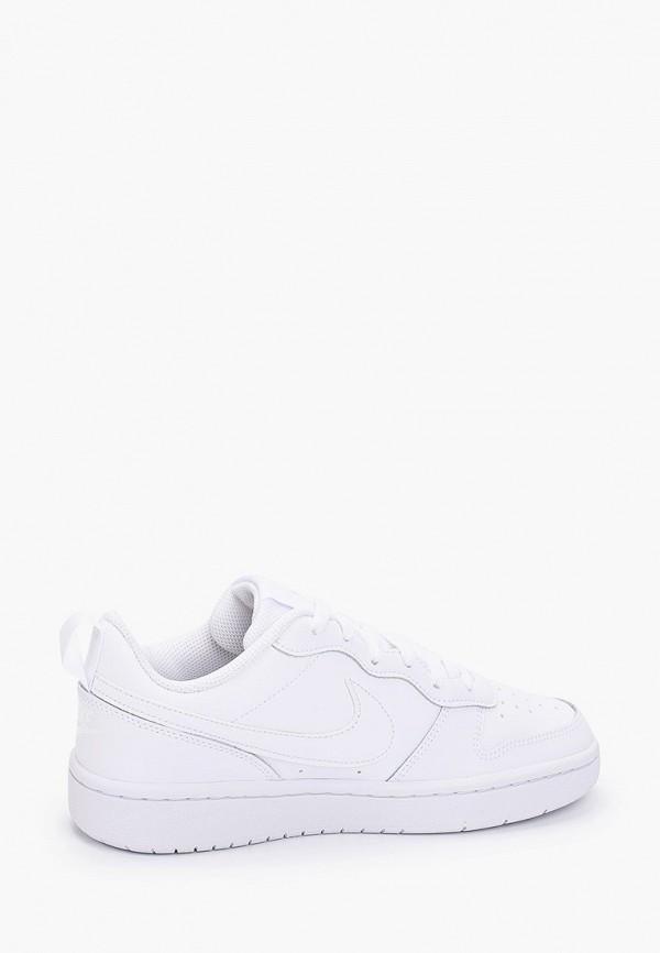 Фото 3 - Кеды Nike белого цвета