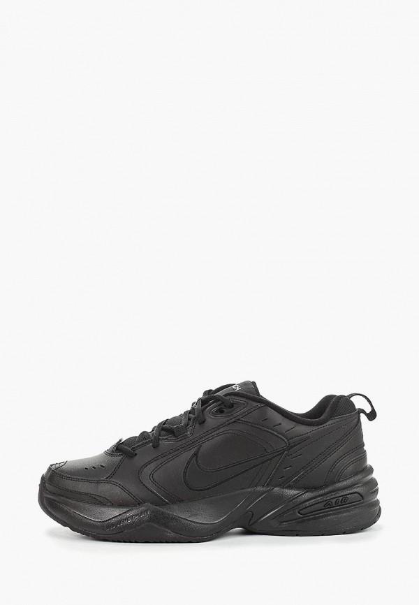 Фото 6 - женские кроссовки Nike черного цвета
