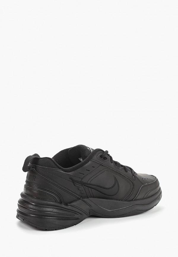 Фото 8 - женские кроссовки Nike черного цвета