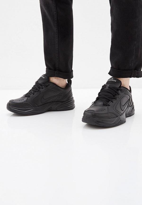 Фото 11 - женские кроссовки Nike черного цвета