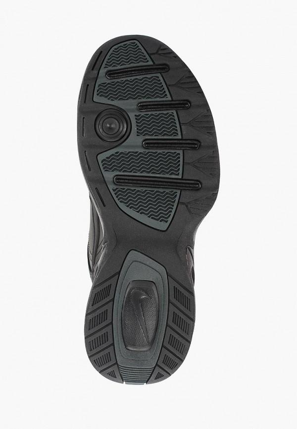 Фото 10 - женские кроссовки Nike черного цвета