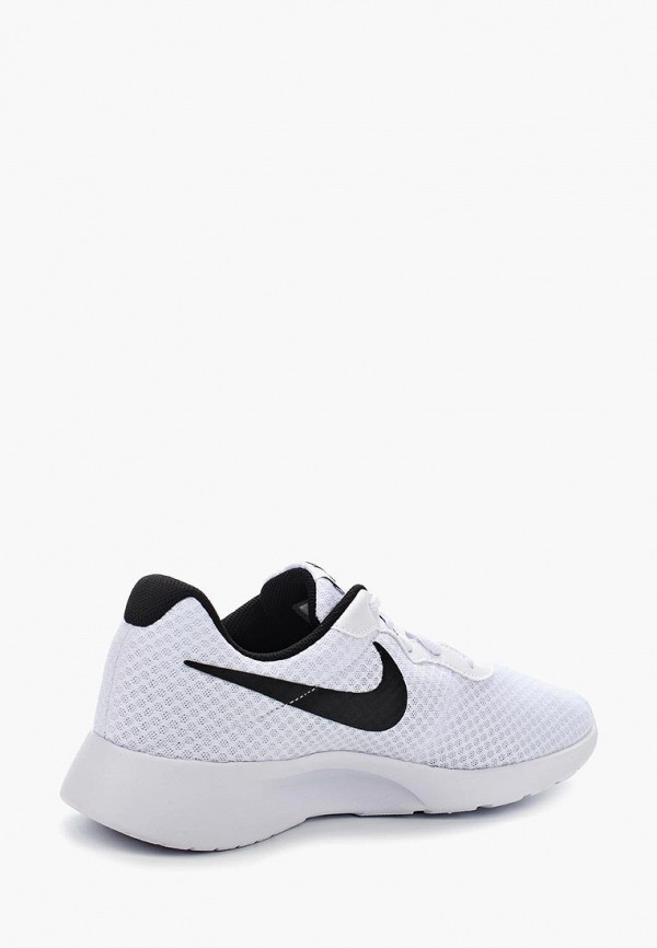Фото 2 - мужские кроссовки Nike белого цвета