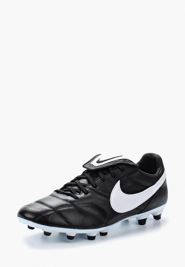 Купить Бутсы Nike, THE NIKE PREMIER II FG, NI464AMAAOV3, черный, Весна-лето 2018