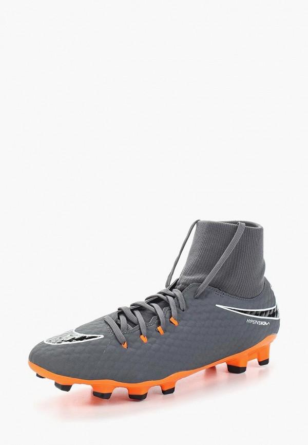 Бутсы Nike Nike NI464AMAAPG0 бутсы nike mercurial victory iii fg 509128 800