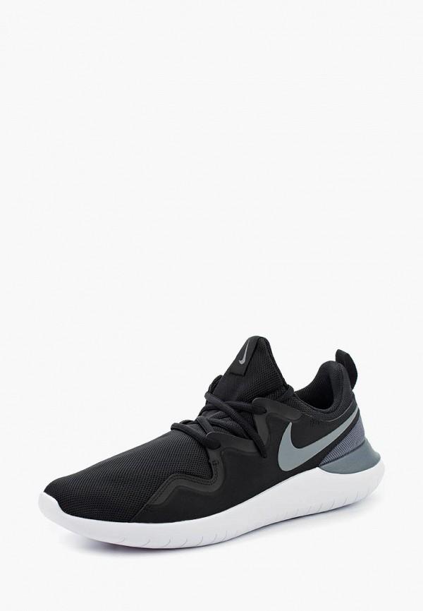 Купить Кроссовки Nike, NIKE TESSEN, NI464AMAAPI3, черный, Весна-лето 2018