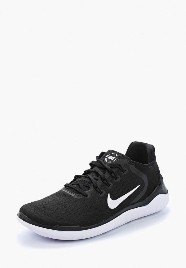 Купить Кроссовки Nike, Nike Free RN 2018 Men's Running Shoe, ni464amasqg1, черный, Осень-зима 2018/2019