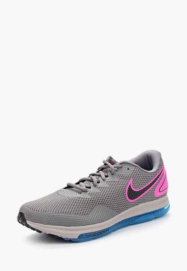 Купить Кроссовки Nike, Zoom All Out Low 2, ni464ambbnm5, серый, Весна-лето 2018