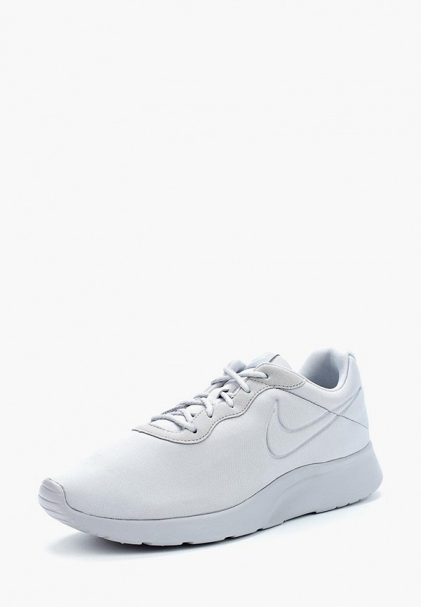 Купить Кроссовки Nike, Men's Nike Tanjun Premium Shoe, ni464ambboe7, серый, Весна-лето 2018