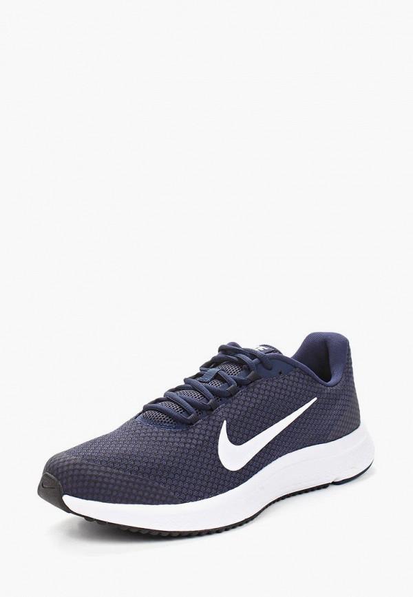 Купить мужские кроссовки Nike синего цвета