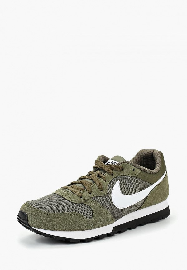 Купить Кроссовки Nike, NIKE MD RUNNER 2, NI464AMBWQL9, хаки, Осень-зима 2018/2019