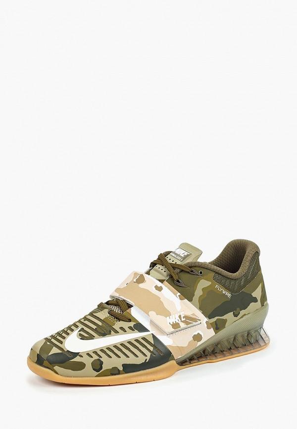 Купить Кроссовки Nike, Nike Romaleos 3 Men's Training Shoe, ni464ambwqp2, хаки, Осень-зима 2018/2019