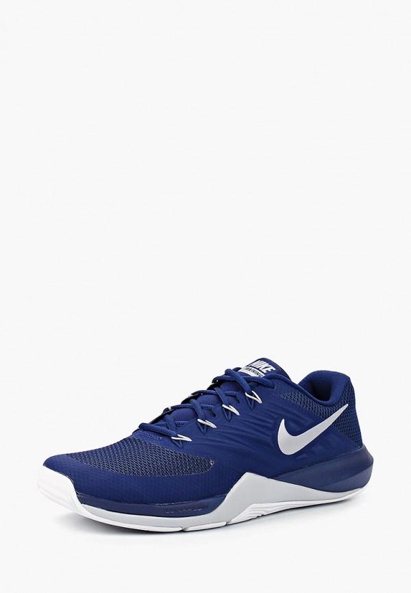 Купить Кроссовки Nike, Men's Nike Lunar Prime Iron II Training Shoe, NI464AMBWQQ9, синий, Осень-зима 2018/2019