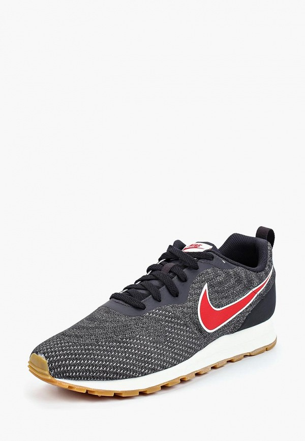 Купить Кроссовки Nike, NIKE MD RUNNER 2 ENG MESH, NI464AMBWQR9, серый, Осень-зима 2018/2019