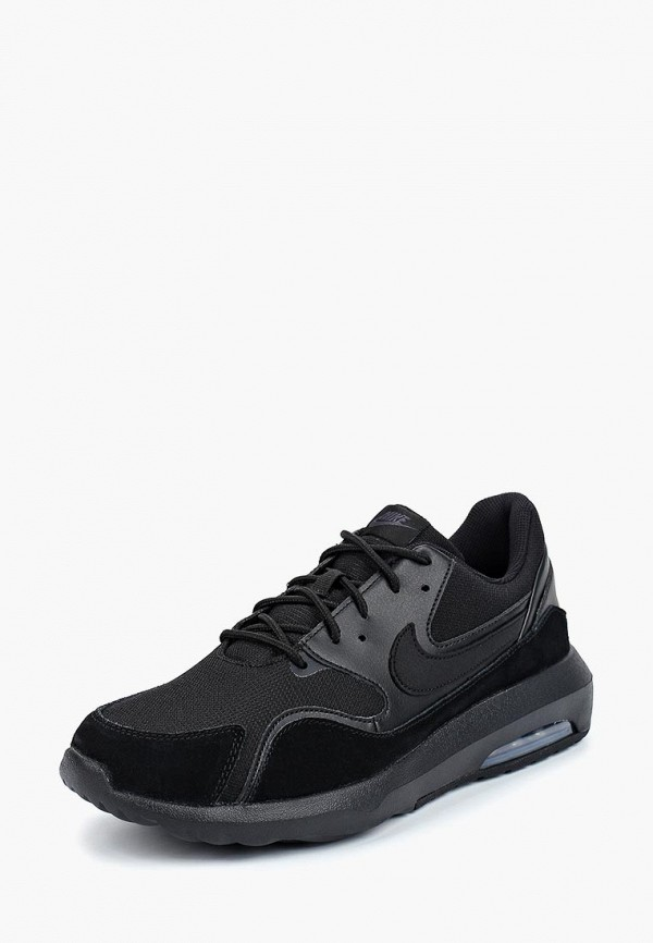 Купить Кроссовки Nike, NIKE AIR MAX NOSTALGIC, NI464AMBWQS7, черный, Осень-зима 2018/2019