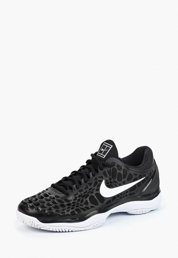 Купить Кроссовки Nike, Nike Zoom Cage 3 Men's Tennis Shoe, NI464AMBWQT0, черный, Осень-зима 2018/2019