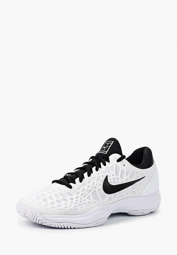 Купить Кроссовки Nike, Nike Zoom Cage 3 Men's Tennis Shoe, ni464ambwqt2, белый, Осень-зима 2018/2019