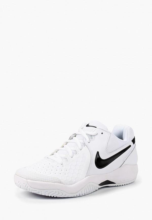 Купить Кроссовки Nike, Men's Nike Air Zoom Resistance Tennis Shoe, NI464AMBWQT4, белый, Осень-зима 2018/2019