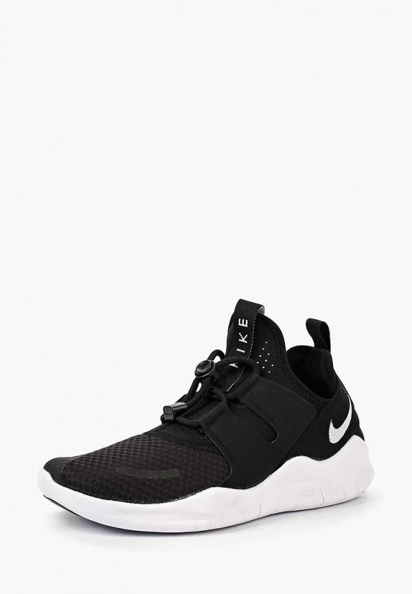Купить Кроссовки Nike, Free RN Commuter 2018, ni464ambwqw3, черный, Осень-зима 2018/2019