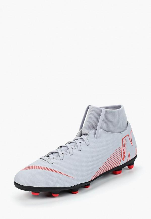 Бутсы Nike Nike NI464AMBWRE9 бутсы nike mercurial victory iii fg 509128 800