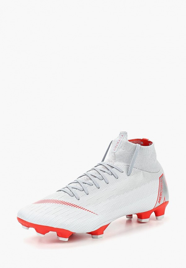 Бутсы Nike Nike NI464AMBWRF3 бутсы nike mercurial victory iii fg 509128 800