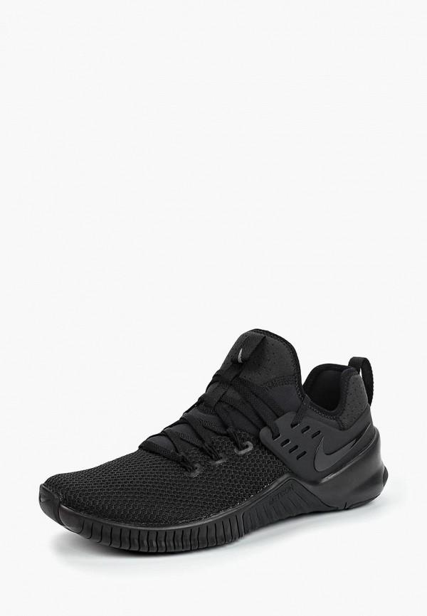 Купить Кроссовки Nike, Free x Metcon, ni464ambwri5, черный, Осень-зима 2018/2019