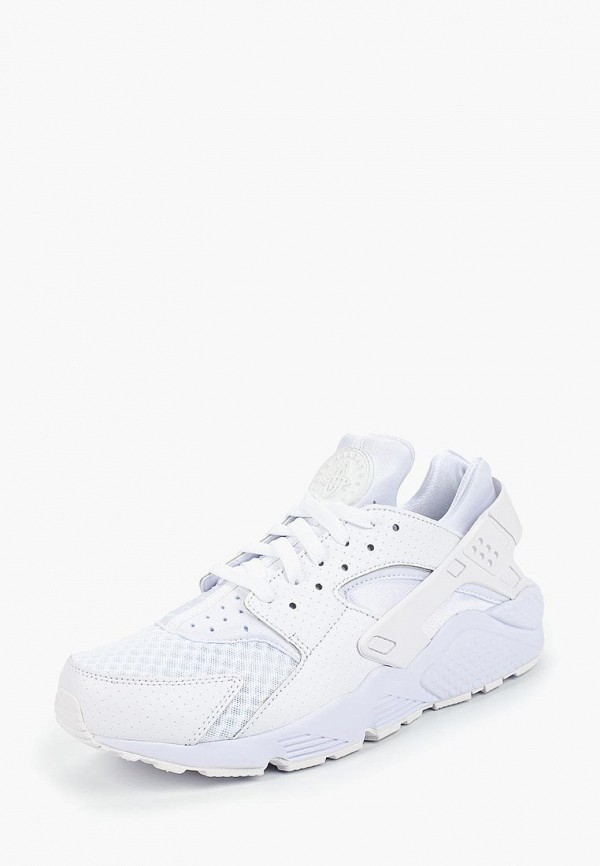 Купить Кроссовки Nike, NIKE AIR HUARACHE, NI464AMCEXG4, белый, Осень-зима 2018/2019