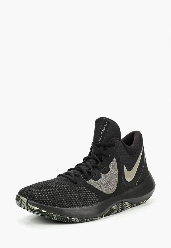 Купить Кроссовки Nike, NIKE AIR PRECISION II, ni464amcmhp3, черный, Осень-зима 2018/2019
