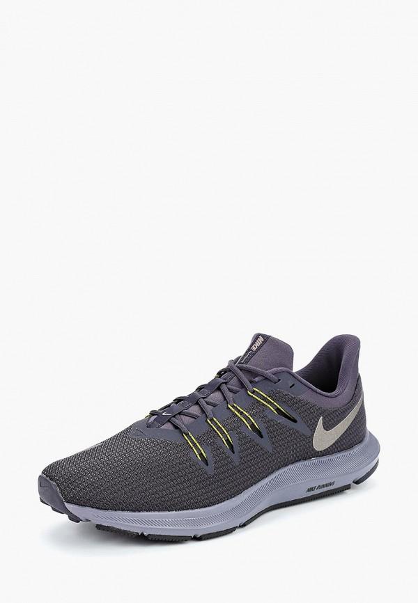 Кроссовки Nike Nike NI464AMCMHP9 nike белый черный 46
