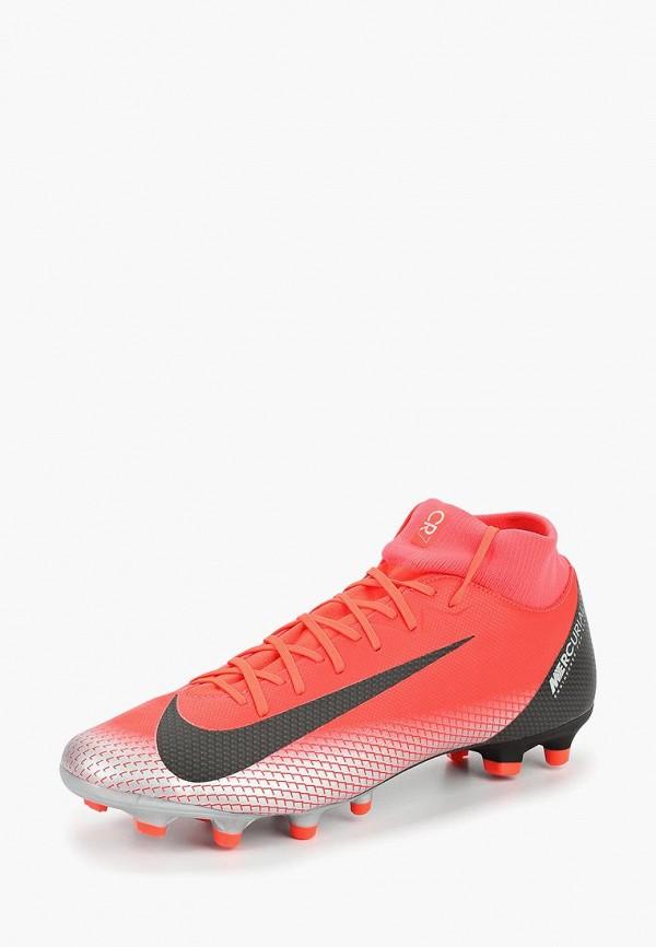Бутсы Nike Nike NI464AMCMHU5 nike бутсы мужские nike vapor 12 club cr7 mg