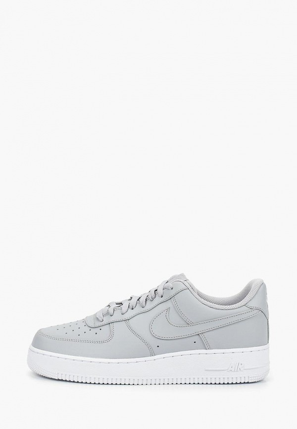 Кеды Nike, Серый, MEN'S AIR FORCE 1 '07 SHOE