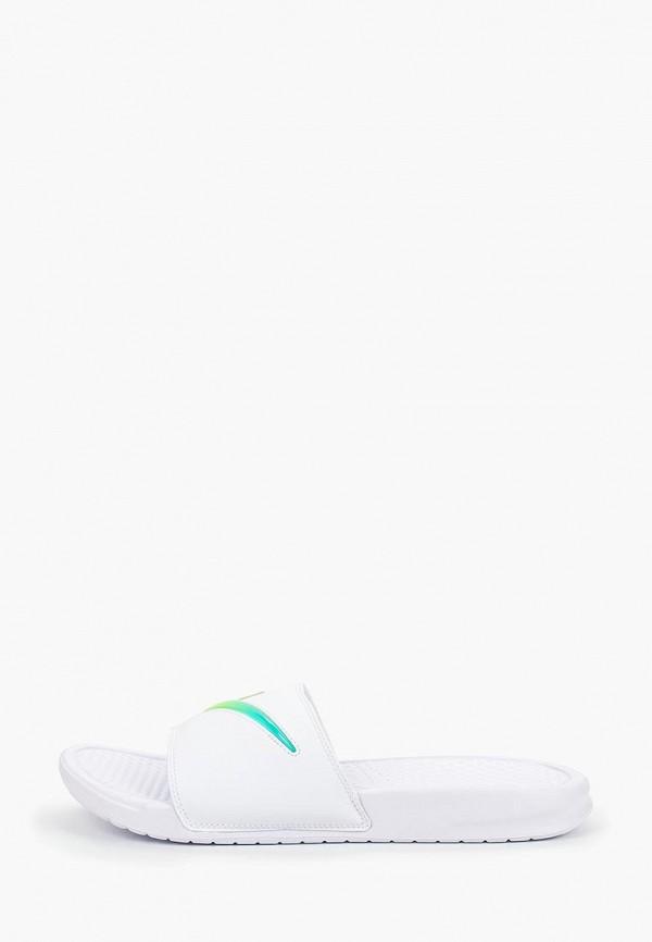 Сланцы Nike Nike NI464AMECCC9 сланцы nike 705474 090 700