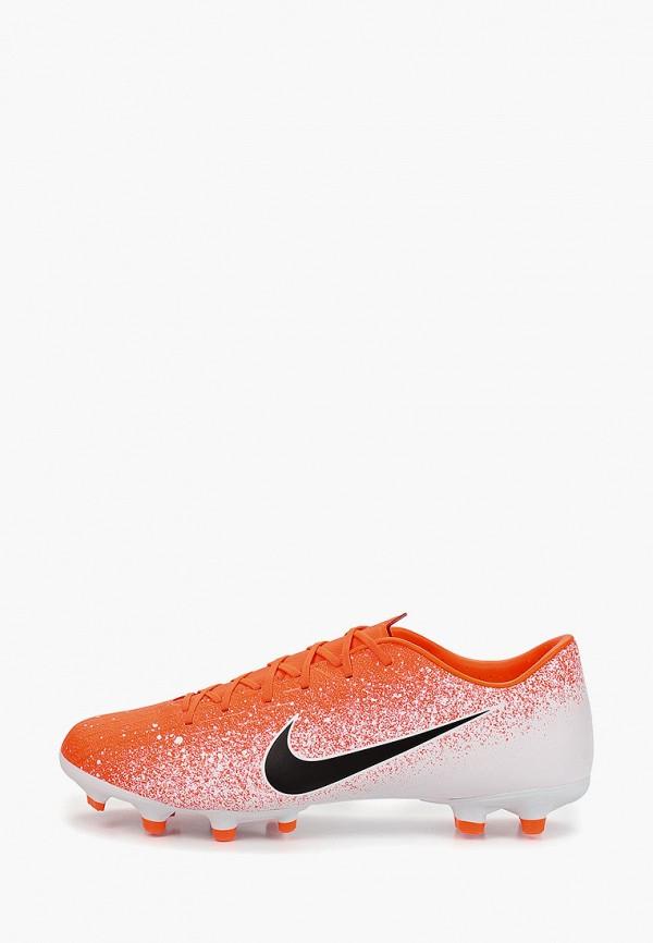 Бутсы Nike Nike NI464AMETLS4 цена