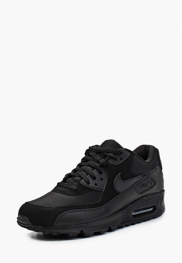 Купить Кроссовки Nike, NIKE AIR MAX 90 ESSENTIAL, NI464AMFB556, черный, Осень-зима 2018/2019