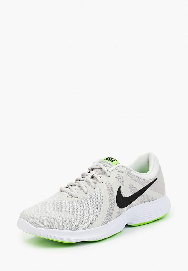 Фото 7 - мужские кроссовки Nike бежевого цвета
