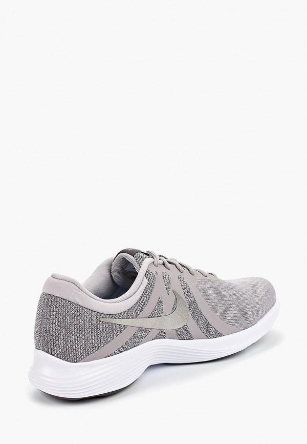 Фото 3 - мужские кроссовки Nike бежевого цвета