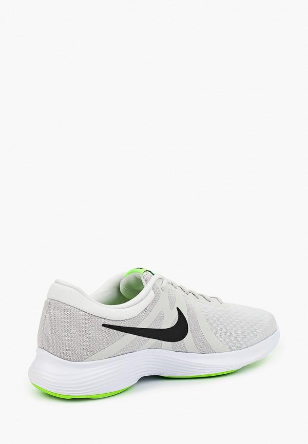 Фото 8 - мужские кроссовки Nike бежевого цвета