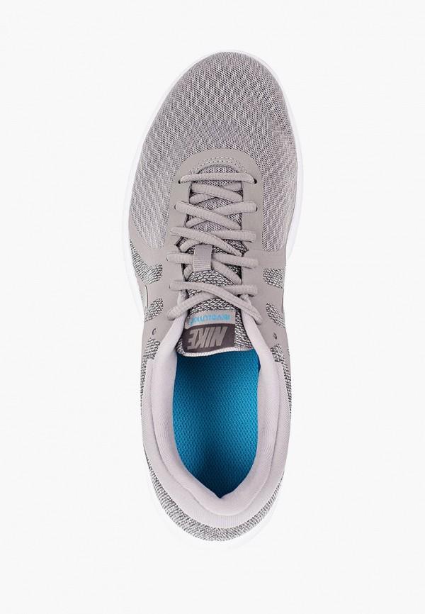 Фото 4 - мужские кроссовки Nike бежевого цвета