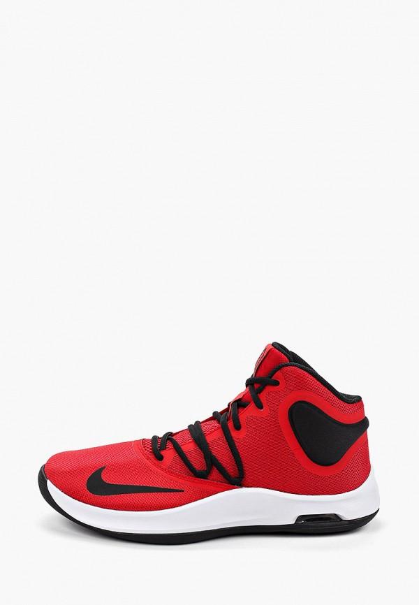 Купить Кроссовки Nike красного цвета