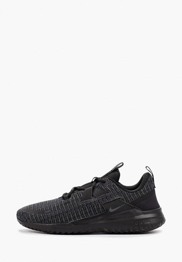 Купить мужские кроссовки Nike черного цвета