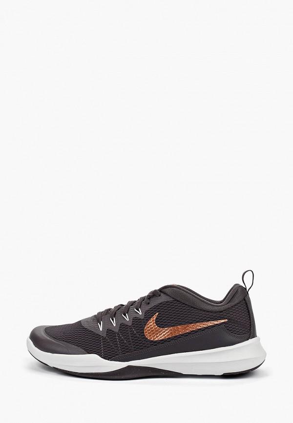 мужские кроссовки nike, коричневые