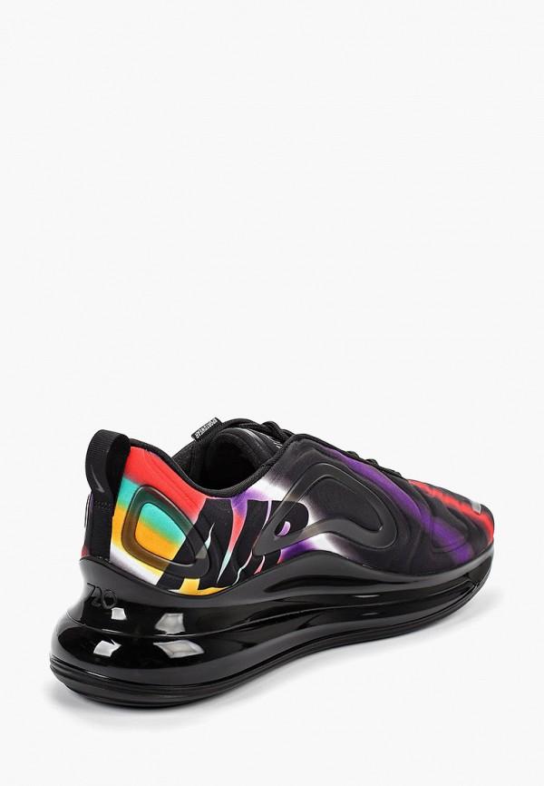 Фото 3 - мужские кроссовки Nike черного цвета