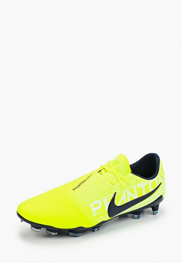 Фото 2 - Бутсы Nike зеленого цвета