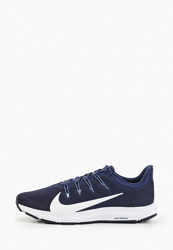 мужские кроссовки nike, синие