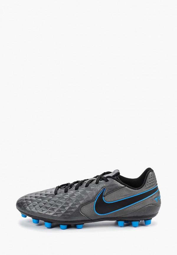 Фото - Бутсы Nike черного цвета