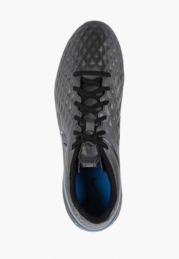 Фото 4 - Бутсы Nike черного цвета