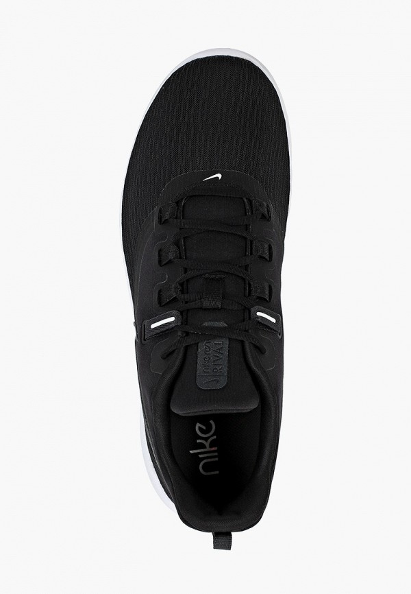 Фото 4 - мужские кроссовки Nike черного цвета