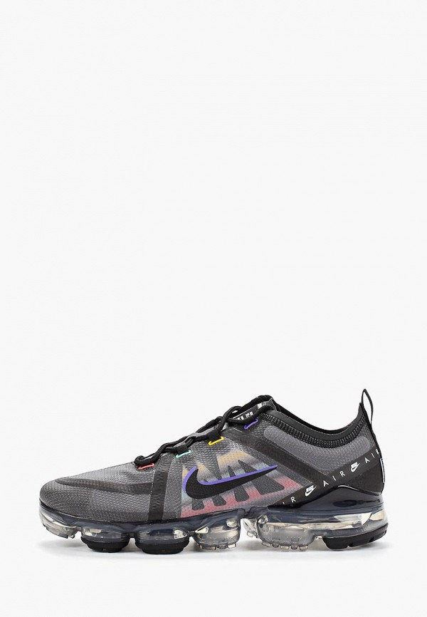 Фото - мужские кроссовки Nike черного цвета