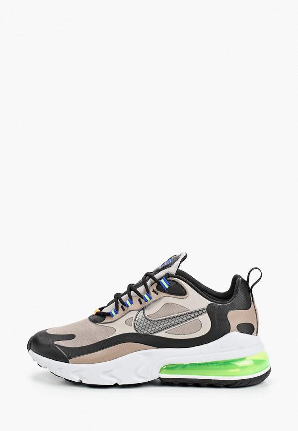 мужские кроссовки nike, бежевые