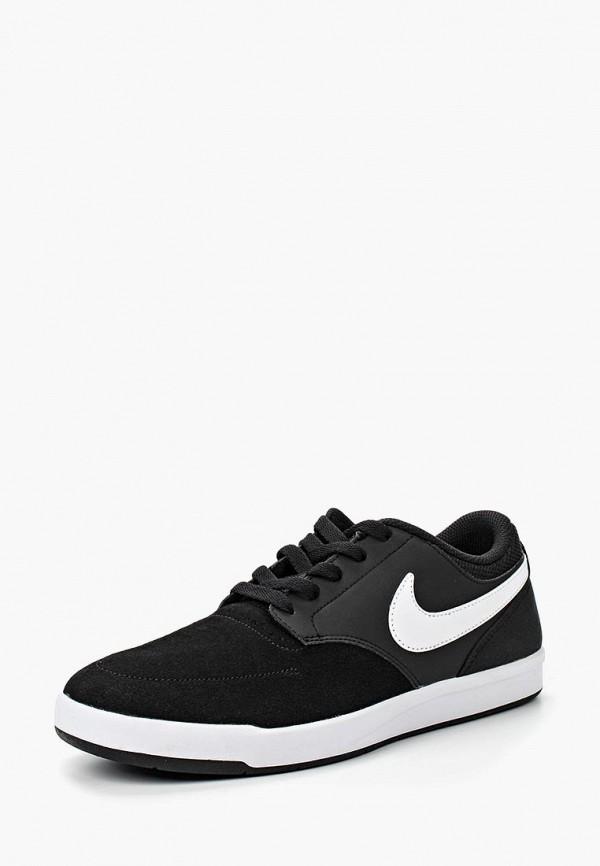 Купить Кеды Nike, Men's Nike SB Fokus Skateboarding Shoe, ni464amhbr02, черный, Осень-зима 2017/2018