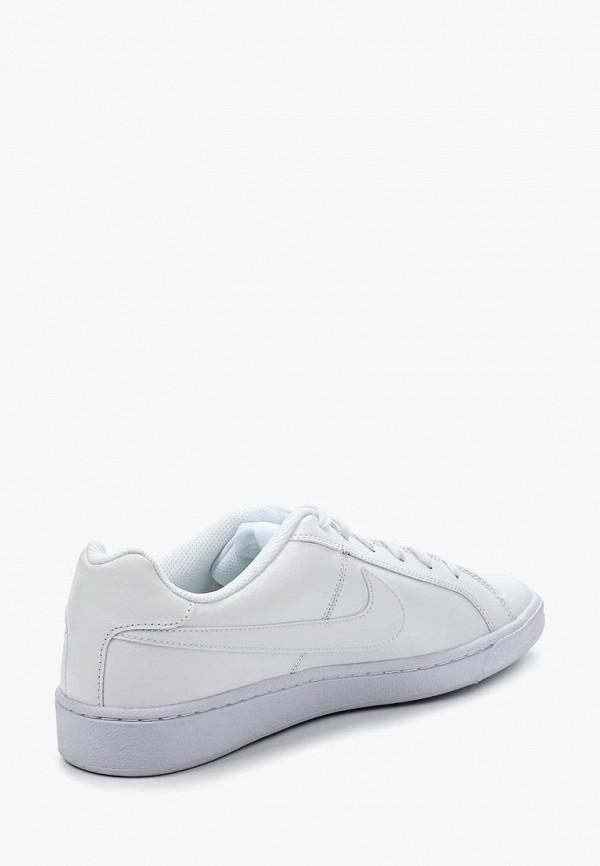 Фото 2 - мужские кеды Nike белого цвета